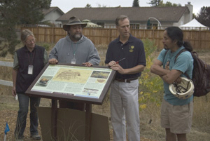 History of the Cotati reach